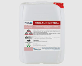 PROLAUN NÖTRAL NÖTROLİZE EDİCİ YIKAMA