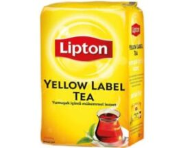 Lipton Yellow Label Dökme Çay 1000 Gr.